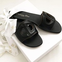 DIOR New slippers in spring and summer-1