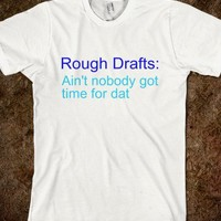Rough Drafts - Funny Threads
