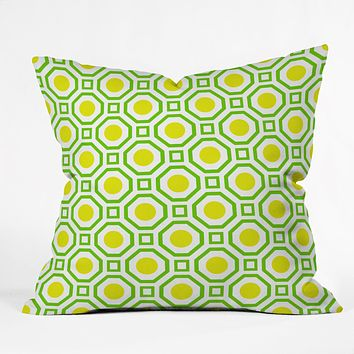 Caroline Okun Roslyn Throw Pillow