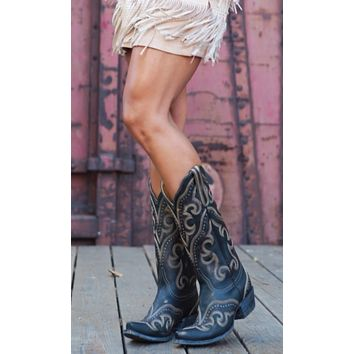Yippee Ki Yay by Old Gringo Shay Boot - Size 8.5