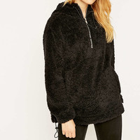 Sparkle & Fade Pull-Over Hoodie - Urban Outfitters