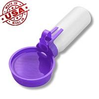 Water Rover 15oz Bottle, Pink and Purple