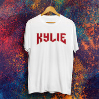 Kylie Jenner Shirt Kylie Lips Tshirt Kylie Jenner T shirt Kylie Jenner Merch Kardashian Tshirt Bad Girl T shirt Kanye West Tshirt Party Tee