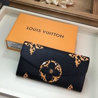 Kuyou Lv Louis Vuitton Fashion Women Men Gb19530 M60531 Sarah Wallet 19x10cm