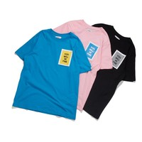 You Will Be Fine Tee | Black/Pink/Blue