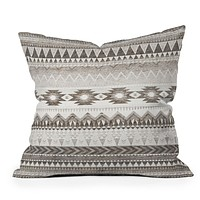 Iveta Abolina Milkyway Throw Pillow