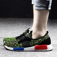 Sports Casual Summer Permeable Shoes Men's Shoes [10493689347]