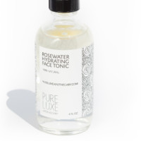 Rosewater Hydrating Face Tonic (final few!)