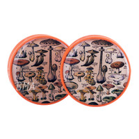 Book of Mushrooms Plugs (2mm-25mm)