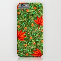 Hello, Sunny iPhone & iPod Case by Irene Cortez Illustration