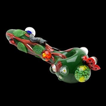 Empire Glassworks Garden Critters Glass Pipe