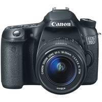 CANON 8469B016 20.2 Megapixel EOS 70D Digital SLR Camera (with 18mm-135mm IS STM Zoom)