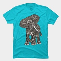 Ornate Elephant T Shirt By Myartlovepassion Design By Humans