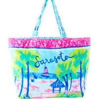 Destination Beach Tote | 27401 | Lilly Pulitzer