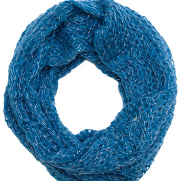 Liberty Infinity Scarf in Blue