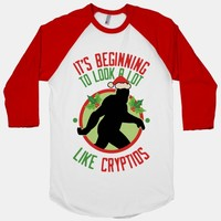 It's Beginning To Look A Lot Like Cryptids (Bigfoot)