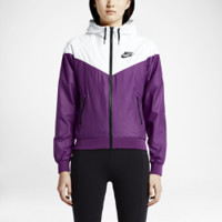 Nike Windrunner Women's Jacket Size Large (Purple)
