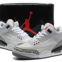 DCCK Air Jordan 3 Retro 88 White