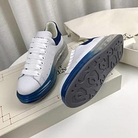 Alexander Mcqueen Oversized Sneakers With Air Cushion Sole Reference #0128