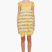 Marc Jacobs Layered Tulle Dress