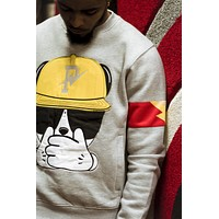 "Grey ""Tommy"" BEAR Sweater"