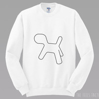 5SOS Ketchup The Dog Sweatshirt