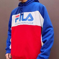 FILA Women Hot Hoodie Cute Sweate