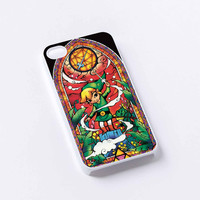 the legend of zelda stained iPhone 4/4S, 5/5S, 5C,6,6plus,and Samsung s3,s4,s5,s6