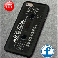 Joy division casette for iphone, ipod, samsung galaxy, HTC and Nexus Case