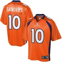 NFL Pro Line Mens Denver Broncos Emmannuel Sanders Big & Tall Team Color Jersey