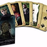 Game Of Thrones Playing Card Set