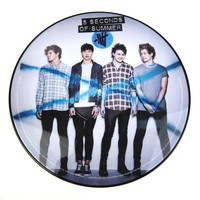5 Seconds Of Summer: 5 Seconds Of Summer (Picture Disc) Vinyl LP (Record Store Day)