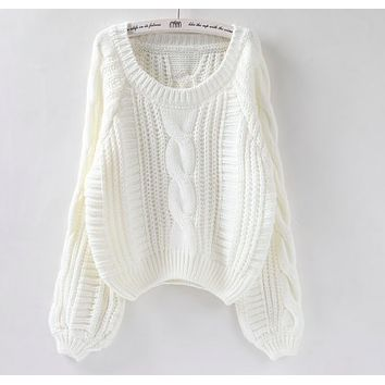 THE KATIE KNITTED
