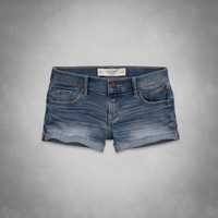 Low Rise Short-Shorts