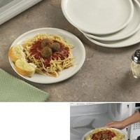 Microwave Plates - Set of 4 - Tabletop and Linens - Kitchen - Starcrest