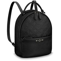 "LOUIS VITTON SORBONNE BACKPACK Trendy and elegant, the Sorbonne perfectly incarnates Louis Vuitton's tradition of ""travelling with style"""