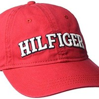 Tommy Hilfiger Men's Rosco Dad Baseball Cap