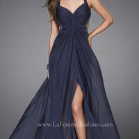La Femme 15148 | La Femme Fashion 2014 - La Femme Prom Dresses - Dancing with the Stars
