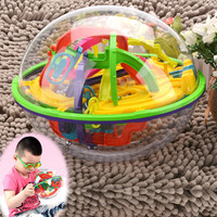 New Education Toy Large Maze Ball Magical Intellect Ball Puzzle Toy For Kids Children