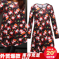 Women Floral Printed Floral Printed One Piece Dress _ 11635