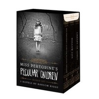 Miss Peregrine's Peculiar Children Boxed Set by Ransom Riggs | Waterstones
