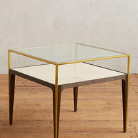 Silhouette Display Side Table