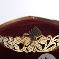 Great quality exclusive handmade brass crown :: ArmStreet