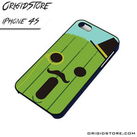 Cactuar Face Cactus Case For Iphone 4/4S Case