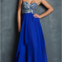 Limited Edition Night Moves Dresses - Limited Edition NP795 - Prom Dress