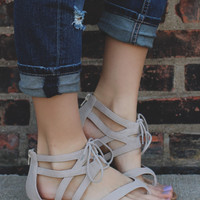 Boardwalk Sandals - Natural