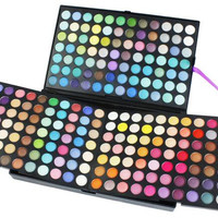 Professional Makeup Face 252 Pcs Urban Decay Palette NAKED Eye Shadow Womens Gift 03