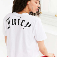 Juicy Couture For UO Logo Tee - Urban Outfitters