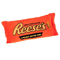 Reese's Peanut Butter Cups Big Plush Candy Pillow