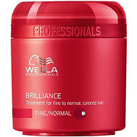 Wella Brilliance Treatment For Fine/Normal, Colored Hair Ulta.com - Cosmetics, Fragrance, Salon and Beauty Gifts